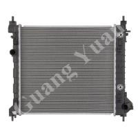 Quality High Performance GMC Radiator Replacement , DPI 13342 Chevrolet Spark Radiator wholesale