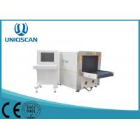 Quality Airport Baggage Scanner For Security System , Small Size X Ray Scanning Machine Baggage wholesale