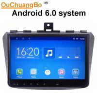 Quality Ouchuangbo 9 inch auto radio stereo Android 6.0 for Haima M3 2016 with Bluetooth connection to the phone then play music wholesale