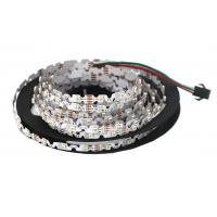 Quality S Shape 6mm Width Flexible LED Strip Lights SMD 3528 Built In IC P923F WS2811 RGB wholesale