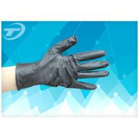 100%  Industrial Exam Grade Medical Disposable Gloves , Nitrile Gloves Food Safe