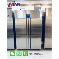 China Foshan Yanman Commercial refrigerator chiller and freezer for hotel kitchen and store on sale