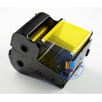 Quality Compatible Canon Yellow color ink ribbon PP-RC3BKF for PP-1080RE  nameplate printer wholesale