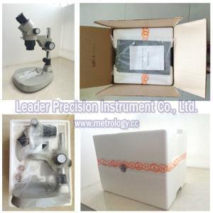 China Trinocular 70X 4.4mm Upright stereo Microscope on sale