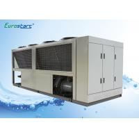 Quality Low Noise Food Grade Cooling Milk Air Cooled Water Chiller 16 KW R407C Gas wholesale