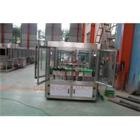 Quality Drink CSD Water Filling Capping And Labeling Package Machine Semi Automatic wholesale