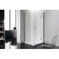 Quality 36 inches corner shower stalls for small bathrooms 6mm Thickness doors wholesale