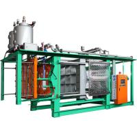 Quality High Density Fast Speed Polystyrene EPS auto Moulding Machine For EPS Box Mould wholesale
