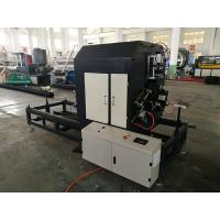 Quality HDPE Double Wall Corrugated Pipe Machinery , Corrugated Pipe Extrusion Line SBG-250 wholesale