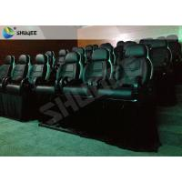 Quality Professional 5d Cinema Equipment Luxury Motion Simulator Chair 5D Ride Cinema wholesale
