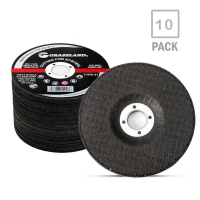 Quality Resin Bonded 115mm 4.5 Inch Grinding Discs For Stainless Steel wholesale