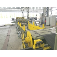 Quality 4x1600 High Precision 37kw Steel Coil Slitting Line wholesale
