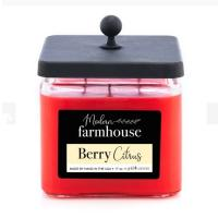 Quality Glass Candle Jar Natural Aromatherapy Candles Home Scents Candles With Square Wooden Lid wholesale