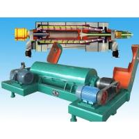 Quality Professional Waste Oil Centrifuge Separator Purifier High Fluid Recovery Rates wholesale