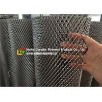 Quality Building Expanded Metal Wire Mesh , Expanded Copper Mesh For Screening wholesale