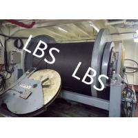Quality Electric / Hydraulic Anchor Windlass And Mooring Winch Wire Rope Sling Type wholesale