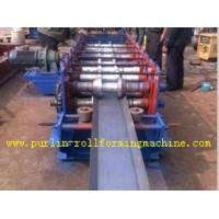 Quality Galvanized Automatic Seamless Gutter Machine , Rain Gutter Roll Forming Machinery wholesale