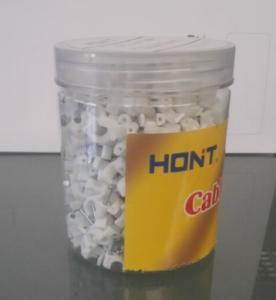 Plastic bottles / plastic barrel packaging cable clips