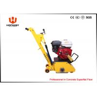 China Petrol Engine Concrete Scarifier Machine Milling Machine For Road Construction on sale