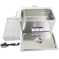 Quality Pharmaceutical Manufacturing Large Digital Ultrasonic Cleaner 22 Liter wholesale