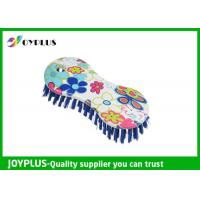 Quality Customized Color Household Cleaning Brushes Shower Cleaning Brush With Colorful Print wholesale