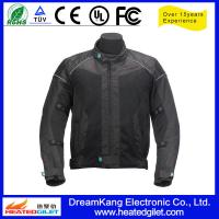 China Best Selling Winter Heated Motorcycle Jackets Allow You Enjoy Driving on sale
