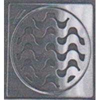 Quality Export Europe America Stainless Steel Floor Drain Cover7 With Square (94.3mm*94.3mm*3mm) wholesale