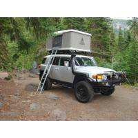 Quality Pop Up Auto Hard Shell Truck Tent Air Permeable For Travel Hiking Camping wholesale
