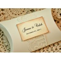 Quality Small Paper Pillow Gift Boxes Wholesale wholesale