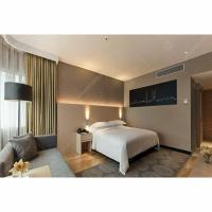 China Solid Wood 5 Star Hotel Furniture / Hotel Furniture Bedroom Furniture on sale