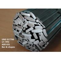 Quality UNS S17700 / AISI 631 Special Alloys For Clean Energy And Oceaneering Excellent Hardness wholesale
