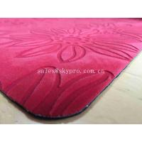 Quality Yoga Mat Material EVA Foam Sheet with 80 KG/m3 Density , 3mm-15mm Thickness wholesale