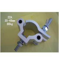 China Aluminium Material Stage Lighting Accessories / Lighting Truss Clamps AK22A on sale