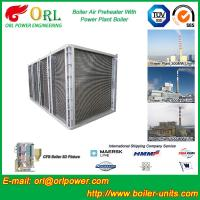 Quality Vertical Electric Boiler Air Preheater In Steam Power Plant Tubular Type wholesale