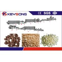 China Grain Puffing Breakfast Cereal Making Machine Food Grade Stainless Steel 304 on sale