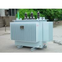 Quality Full Sealed Outdoor Three Phase Power Transformers , 20kV Oil Filled Transformer wholesale