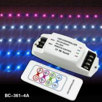 China 3 channels LED RGB Controller BC-361-4A on sale