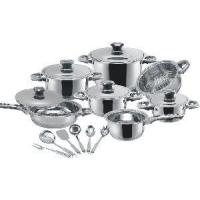 Quality 18PCS Stainless Steel Cookware Set Sc560 wholesale