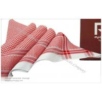 Quality Arabian mercerized jacquard shemagh / Arabian Shemagh   / Size: 55--62inch / Color:  red,   white,   Beige wholesale