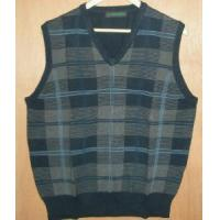 China Ment′s Knitted Sweater, Vest (SFY-A037) on sale