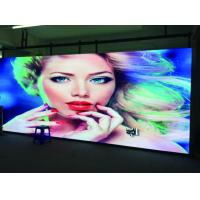 Quality Thin 1/ 8 Scan P3.9 Outdoor Rental LED Display rgb 500x500mm Die - Casting Aluminum wholesale