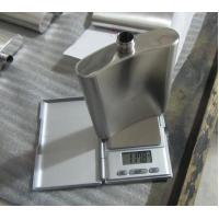 Quality stainless steel hip flask,different sizes,8oz wholesale