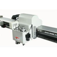 Quality Flatbed Digital Cutter / Corrugated Box Cutting Machine With Oscillating Blades wholesale