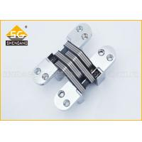 Quality Heavy Duty Concealed Hinges , Internal Door Hinges 180 degree door gemel wholesale