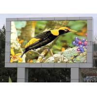 Hd P2.5 Smd Led Video Display Screen 160mm X 160mm Module Size Outdoor Fixed Installation