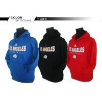 Quality New arrival Clippers guard in the NBA Thickening cotton footba hoody of all team members wholesale