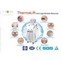 China Anti Aging Professional Skin Tightening Machine Radio Frequency Thermal Energy on sale