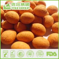 Quality Crispy Coated Peanuts of bbq flavor wholesale