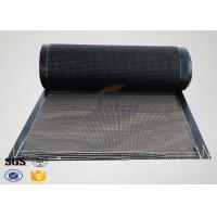 Quality High Temperature Resistant PTFE Coated Fiberglass Fabric Non Stick wholesale