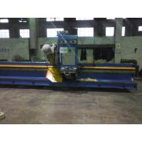 Quality 90 Degree Steel Plate Groove Milling Machine with Taiwan Imported Milling Head wholesale